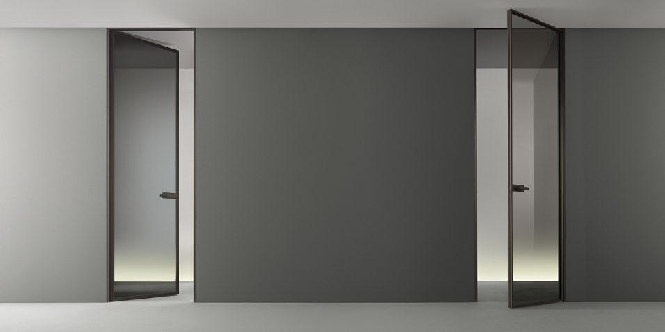 Porte a filo muro caratteristiche e tipologie ideacasaplan - Porta filo muro prezzo ...