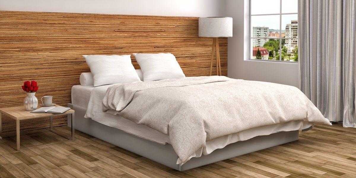 Testiera letto come rendere unica la parete dietro al letto for Parete testiera letto