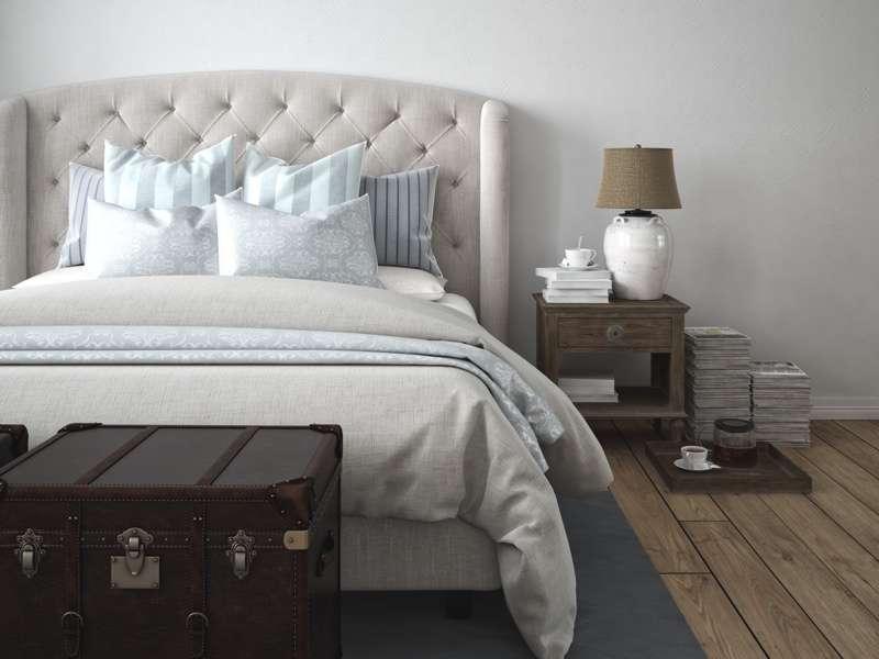 Dipingere Parete Dietro Il Letto : Testiera letto come rendere unica la parete dietro al letto