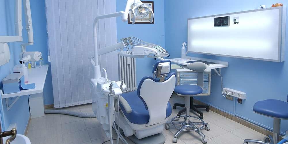 Ristrutturazione studio medico