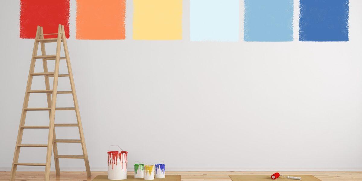 Come Pitturare Una Parete Ideacasaplan It