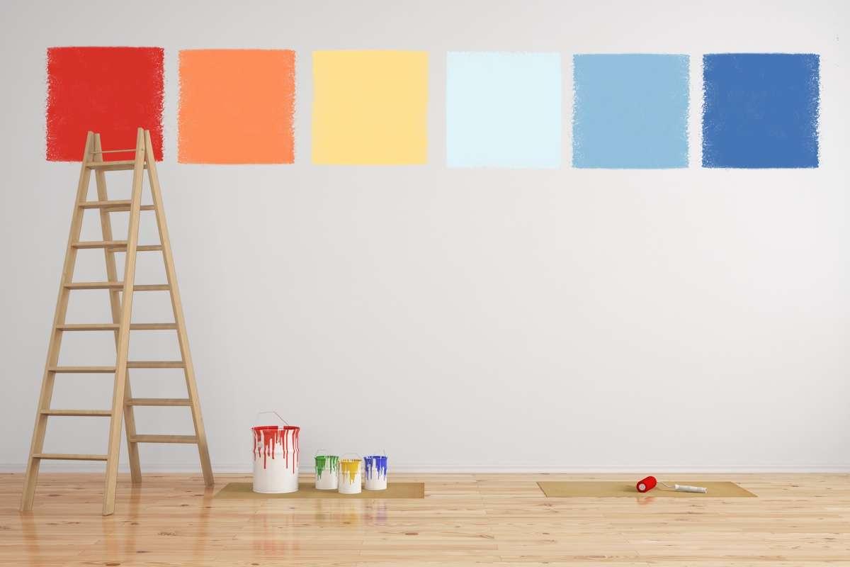 Come Pitturare una Parete - IdeaCasaPlan.it