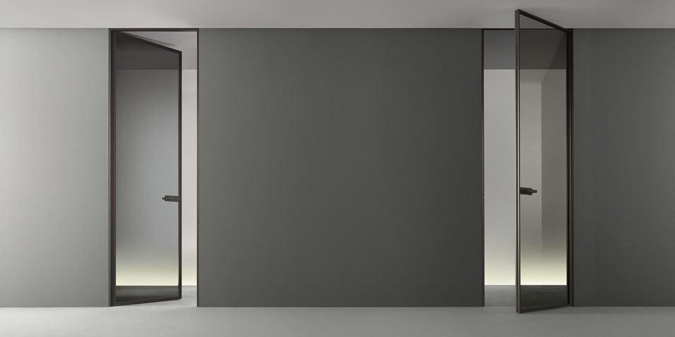Porte a Filo Muro: Caratteristiche e Tipologie - IdeaCasaPlan