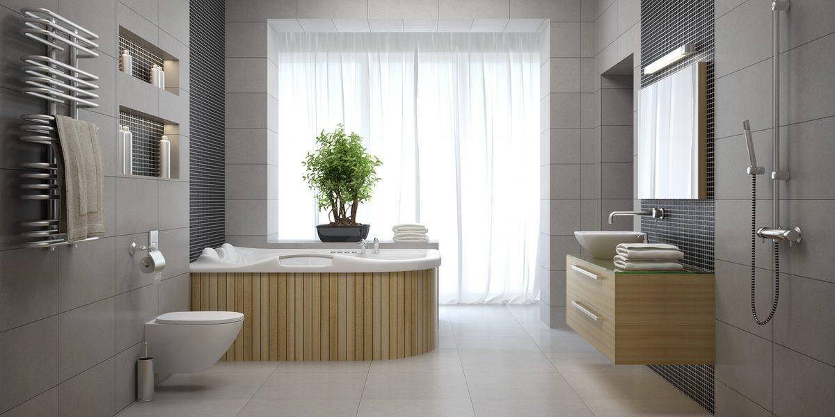Bagno moderno idee per arredare il bagno idea casa plan for Casa moderna bagni
