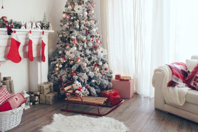 Come decorare casa per Natale