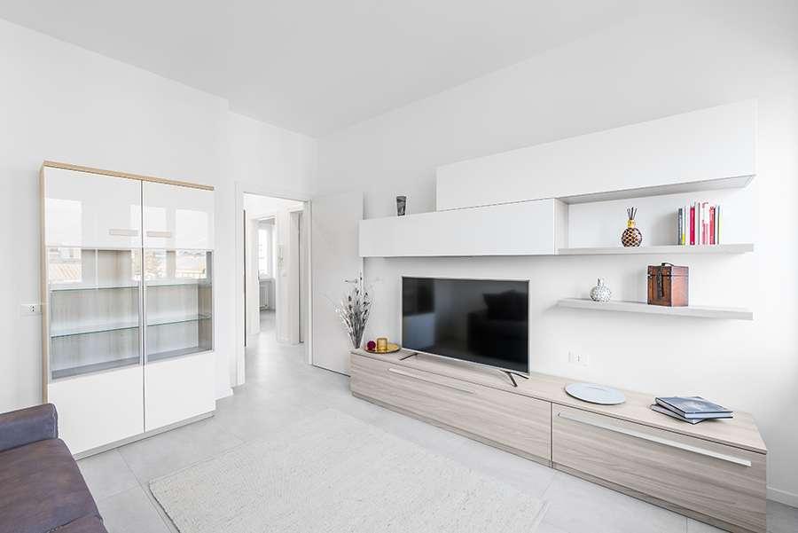 Ristrutturazione di un appartamento a Bolzano