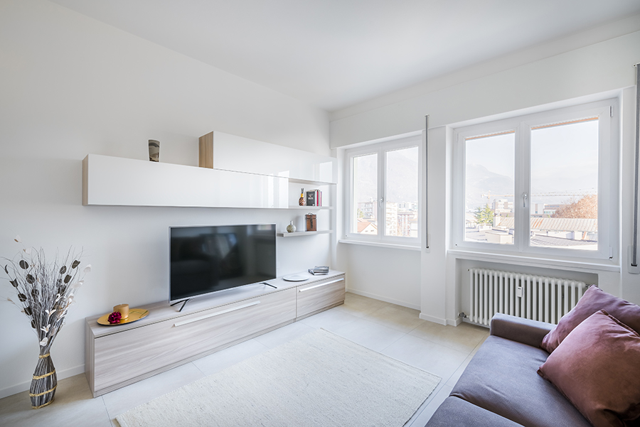 Ristrutturazione piccolo appartamento a Bolzano