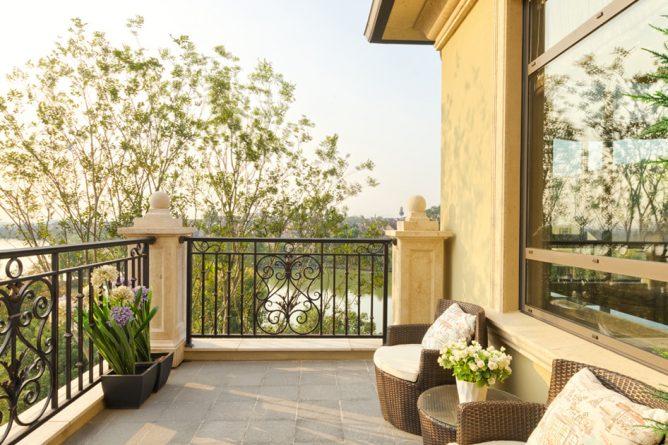Arredamento Outdoor - Progettare il Terrazzo - Idea Casa Plan