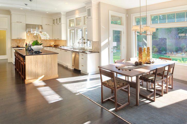 open space cucina e soggiorno