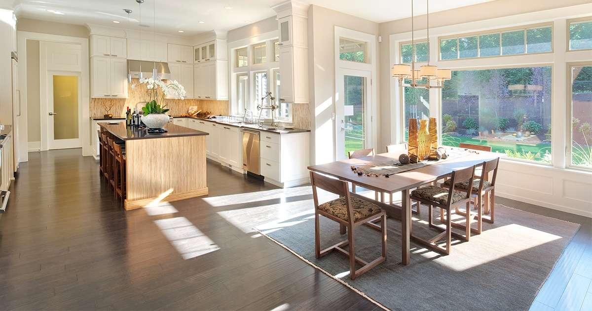 Idee per ottimizzare gli spazi con l 39 open space idea for Idee per soggiorno cucina
