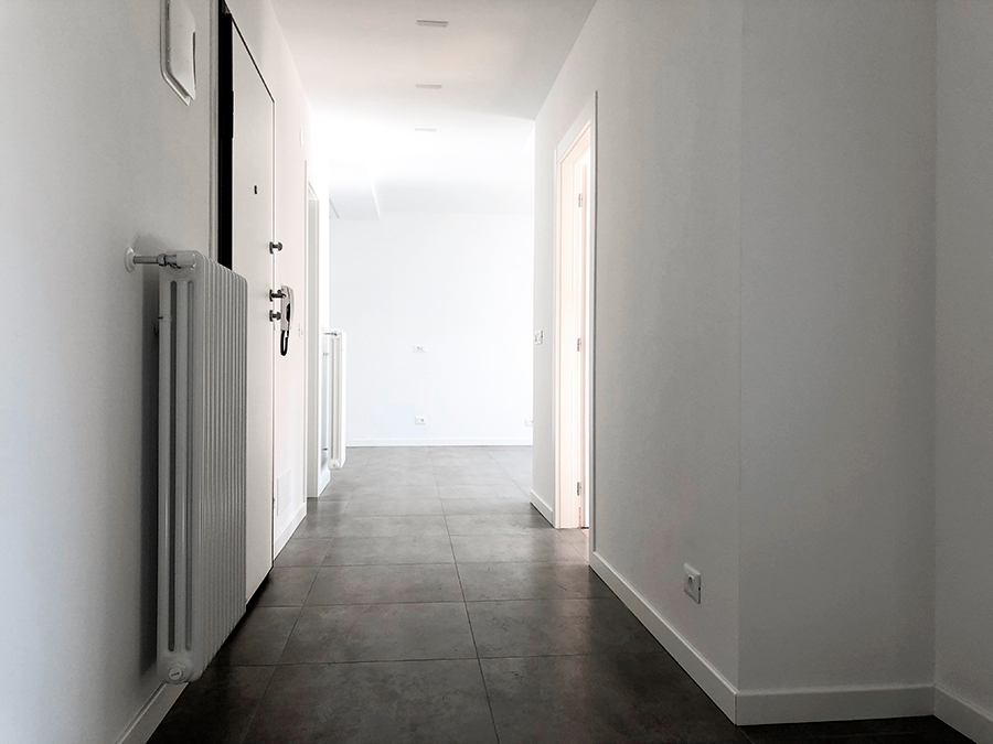 Dopo ristrutturazione appartamento a Lana