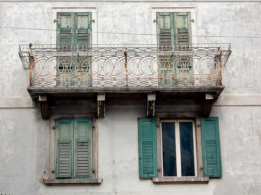 Riparazione balconi condominio
