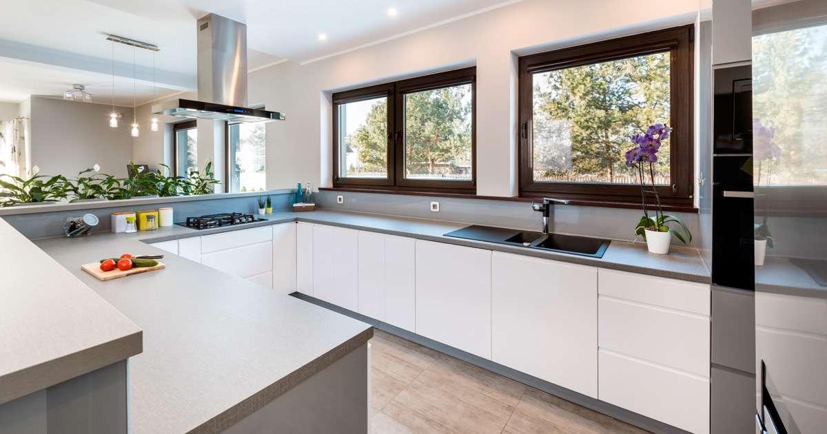 Cucina a vista idee e soluzioni d 39 arredo idea casa plan for Cucina planner