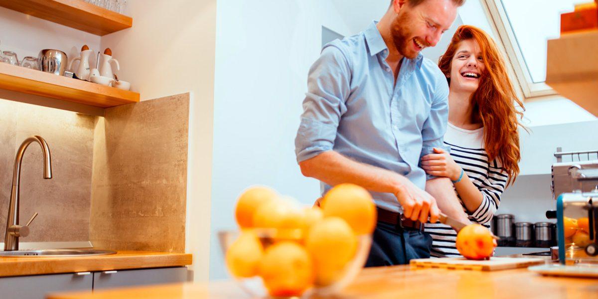 Cucina piccola come organizzare gli spazi Idea Casa Plan