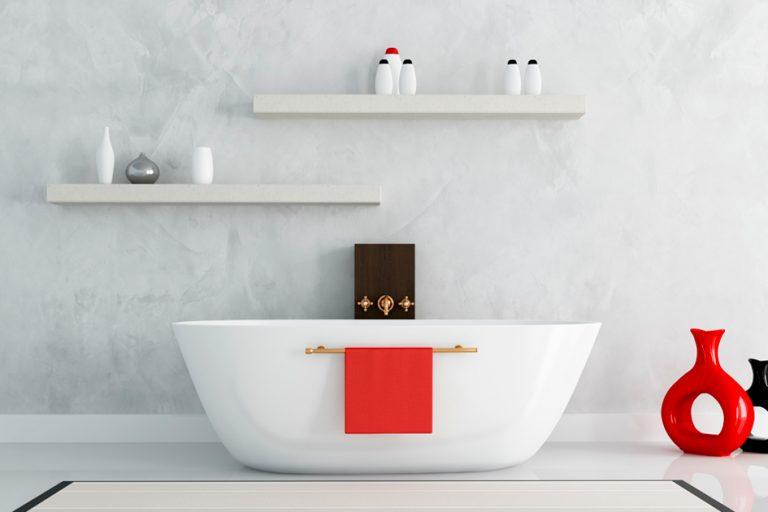7 motivi per scegliere un bagno in resina