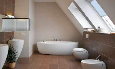 come realizzare bagno in mansarda