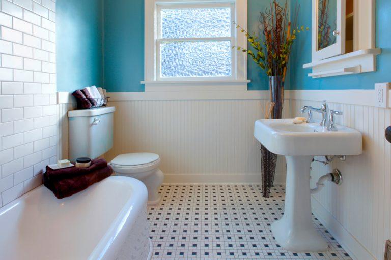 come migliorare un bagno vecchio