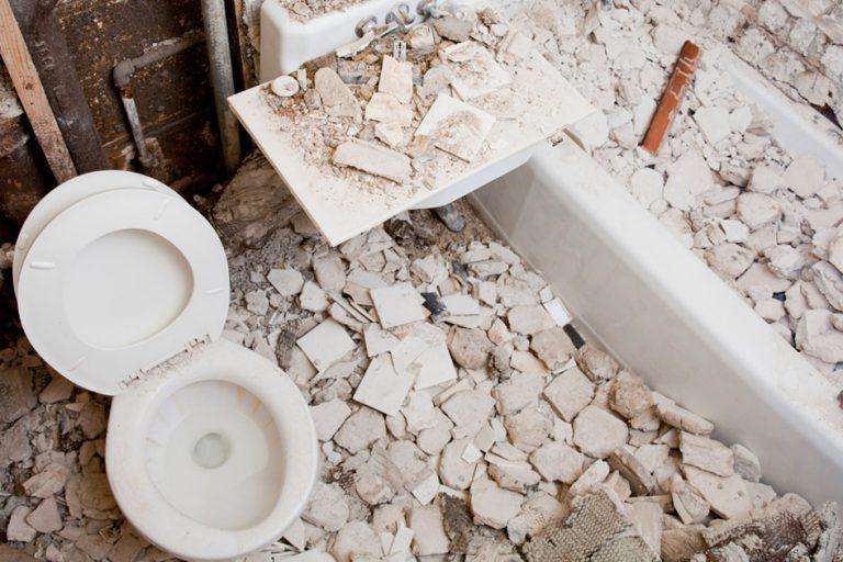 Demolizione bagno costi e soluzioni