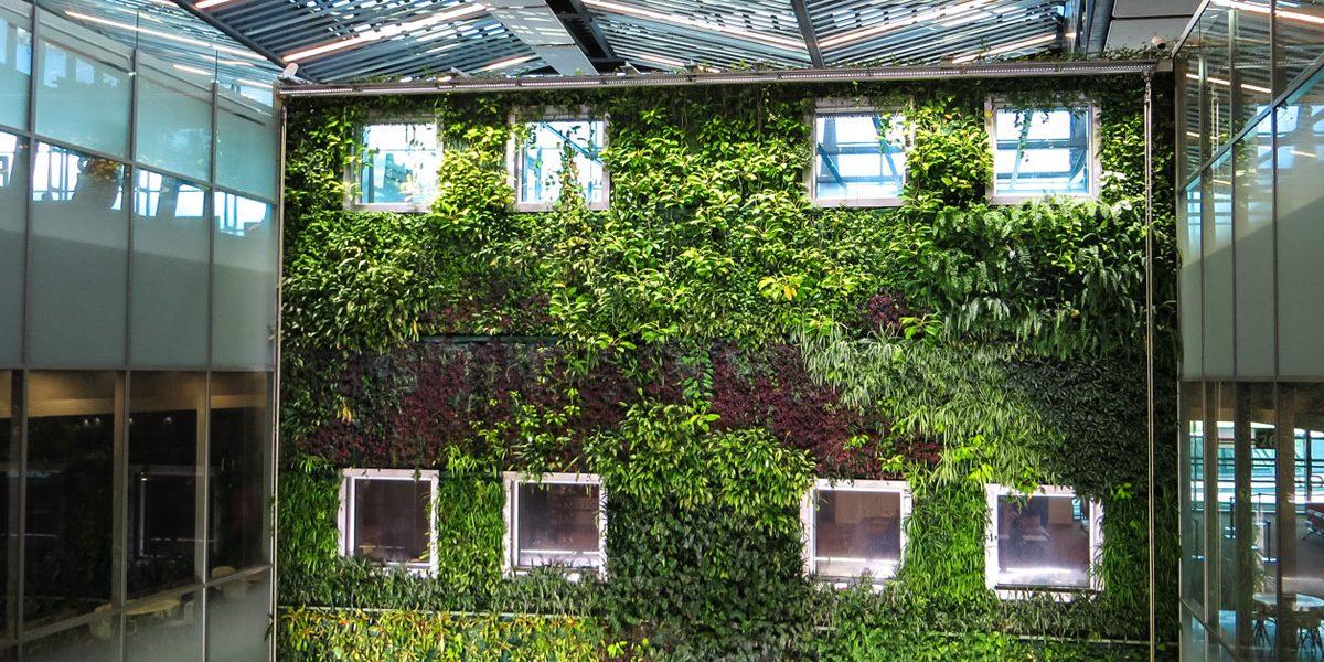Architettura sostenibile - Idea Casa Plan